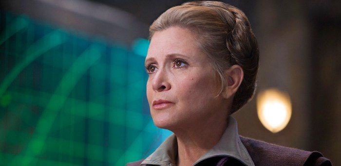 Future of Carrie Fisher in Star Wars