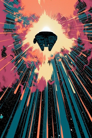 Star Wars The Force Awakens Prints