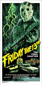Friday the 13th: The Final Chapter - Rockin Jelly Bean