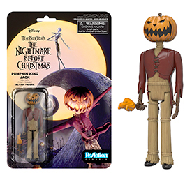 Nightmare Before Christmas ReAction Figure - Jack Skellington