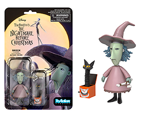Nightmare Before Christmas ReAction Figure - Shock