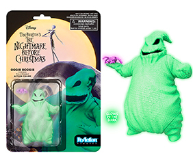 Nightmare Before Christmas ReAction Figure - Oogie Boogie