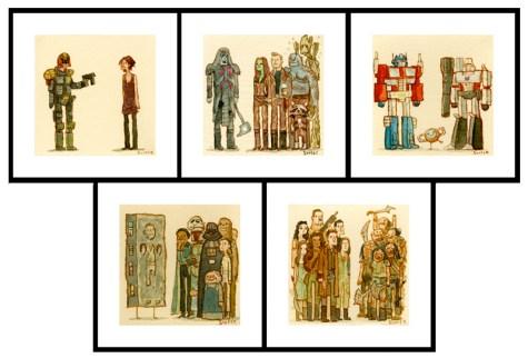 Gallery 1988 - 2015 Comic-Con