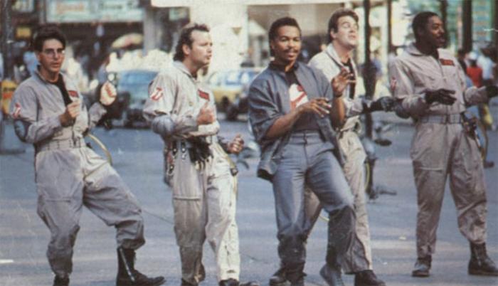 New Ghostbusters Theme Original Cast Reunion Contests  More