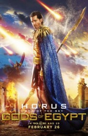 Gods of Egypt - Nikolaj Coster-Waldau as Horus