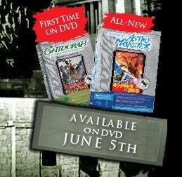 Godzilla DVDs
