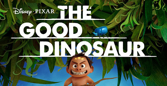 Good Dinosaur changes