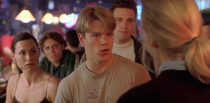Good WIll Hunting - Morning Watch