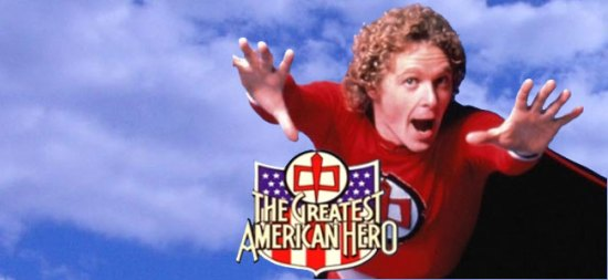 new Greatest American Hero TV series