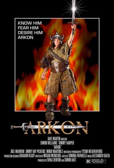 Simon Williams Movie Poster - Arkin