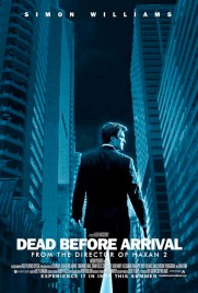 Simon Williams Movie Poster - Dead Before Arrival