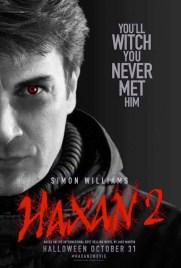 Simon Williams Movie Poster - Haxan 2