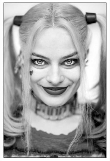 Harley Quinn Portrait