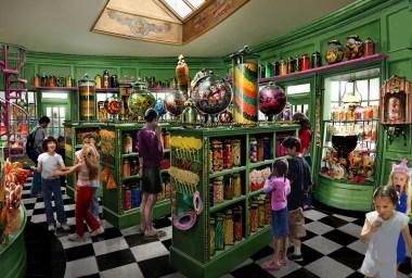 The Wizarding World of Harry Potter - Honeydukes