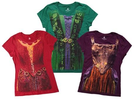 hocus pocus merchandise t-shirts