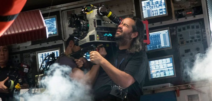 Interstellar Cinematographer