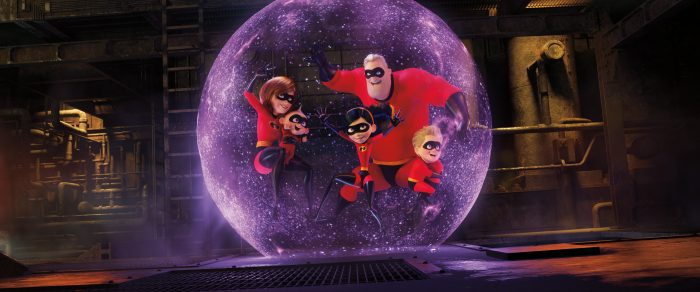 Incredibles 2 Animation Progression