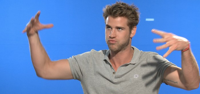 Liam Hemsworth Interview