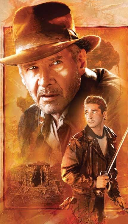 Indiana Jones 4 Comic Book Cover