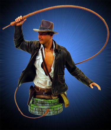 Indiana Jones Mini-Bust