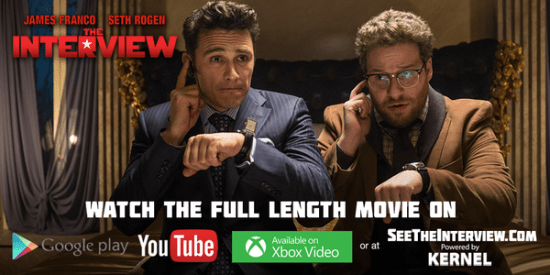 the interview on VOD