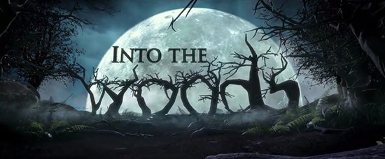 into the woods movie songs