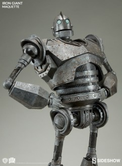 Sideshow Collectibles The iron Giant Maquette