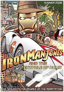 Ironman Jones Movie Poster
