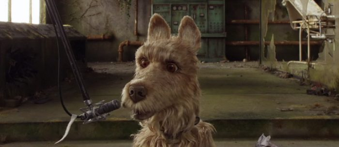 Isle of Dogs Cast Interviews