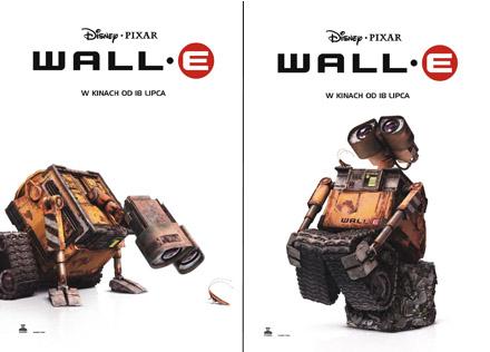Italian WALL-E Poster