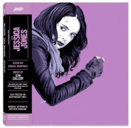 Jessica Jones Mondo Vinyl