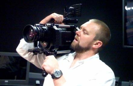 Joe Carnahan Red Camera