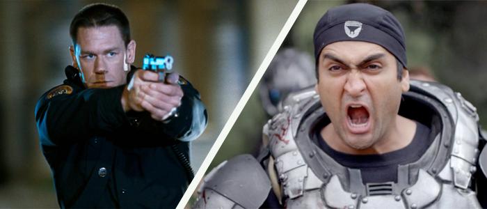 John Cena and Kumail Nanjiani Movie