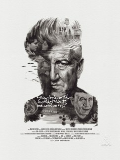 Julian Rentzsch Portrait - David Lynch