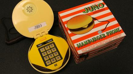 Juno Hamburger Phone