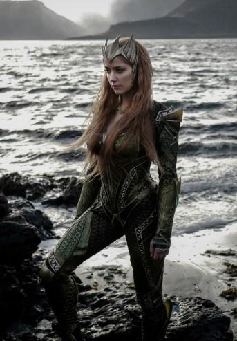 Justice League - Amber Heard as Mera