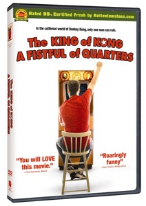 King of Kong DVD