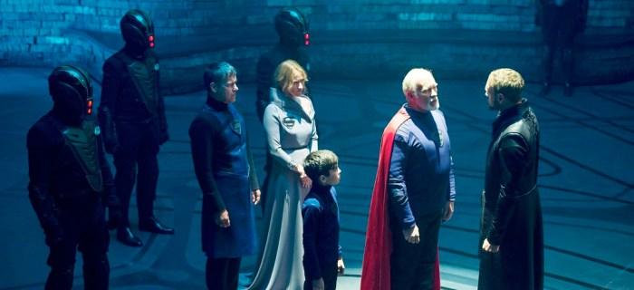 Krypton First Look