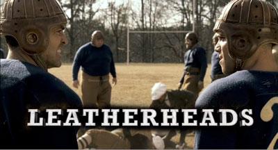 Leatherheads Movie Trailer
