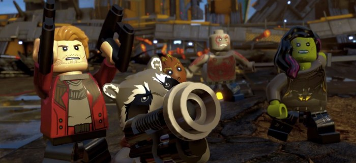 LEGO Marvel Super Heroes 2 - Guardians of the Galaxy