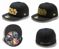 New Era Japan's 59Fifty fitted Star Wars Caps - Star Wars Logo