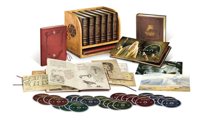 Lord of the Rings and The Hobbit Box Set