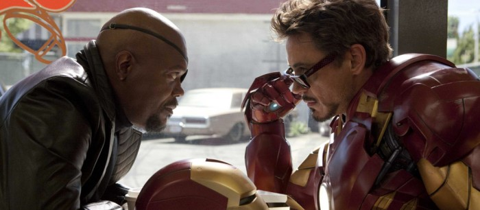 marvel cinematic universe ranked iron man 2