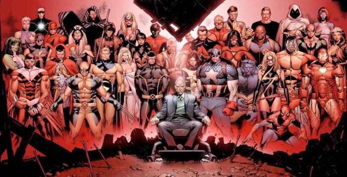 Marvel Studios and 20th Century Fox crossover