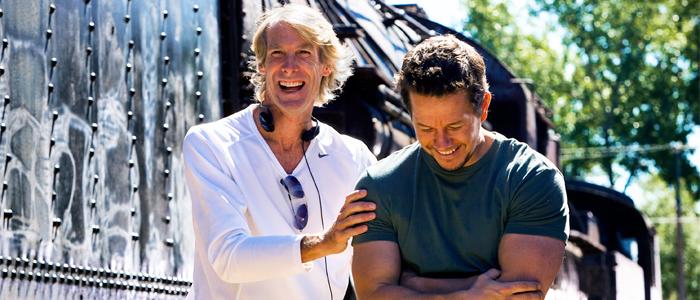 Michael Bay directing Transformers 5