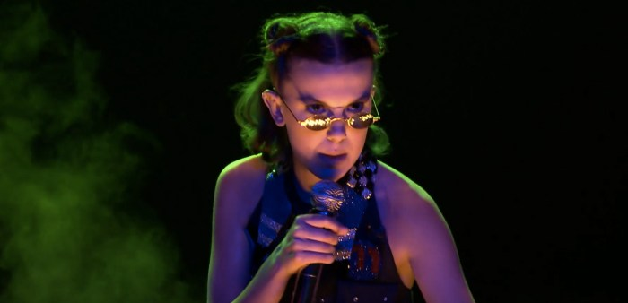 Millie Bobby Brown - Morning Watch