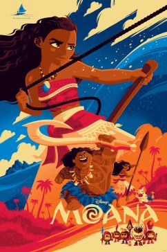 moana variant edition by tom whalen