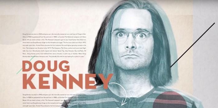 Doug Kenney - Morning Watch