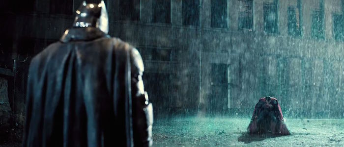 new batman v superman footage