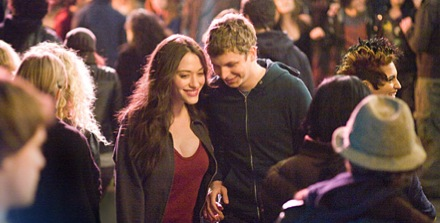 Michael Cera and Kat Dennings in Nick and Norah's Infinite Playlist